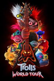 Trollové: Světové turné
