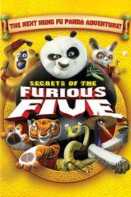 Kung-fu panda – Tajomstvá Zúrivej päťky