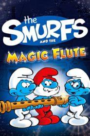 Šmoulové a kouzelná flétna