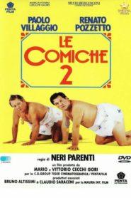 Bláznivá komedie 2