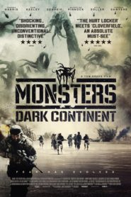 Monsters – Temný kontinent