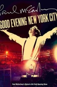 Paul McCartney: Dobrý večer, New York City!