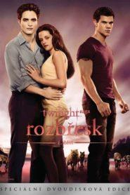 Twilight sága: Rozbřesk – 1. část