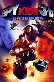 Spy Kids 3D: Konec hry