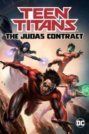 Mladí Titáni: Jidášova smlouva